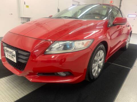 2012 Honda CR-Z for sale at TOWNE AUTO BROKERS in Virginia Beach VA