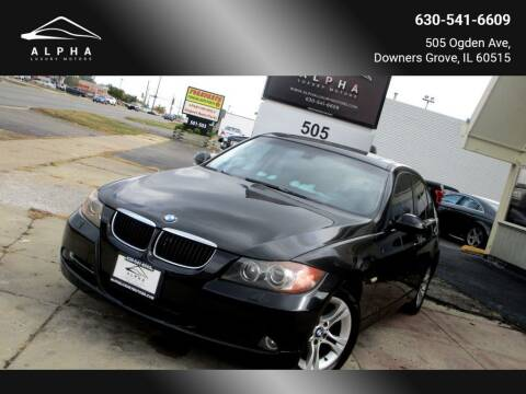 2008 BMW 3 Series for sale at Alpha Luxury Motors in Downers Grove IL
