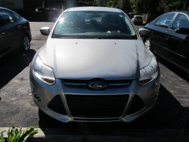 2012 Ford Focus for sale at Mid - Way Auto Sales INC in Montgomery NY