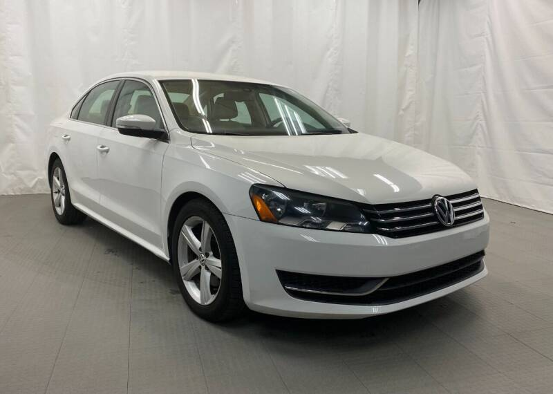 2013 Volkswagen Passat for sale at Direct Auto Sales in Philadelphia PA