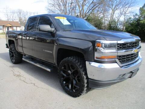 2016 Chevrolet Silverado 1500 for sale at A & A IMPORTS OF TN in Madison TN