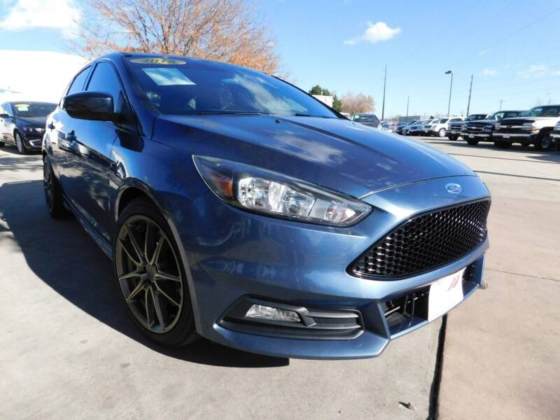 2018 Ford Focus for sale at AP Auto Brokers in Longmont CO