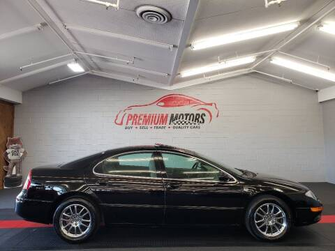 2002 Chrysler 300M for sale at Premium Motors in Villa Park IL