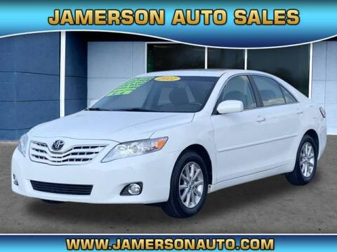 2011 Toyota Camry for sale at Jamerson Auto Sales in Anderson IN