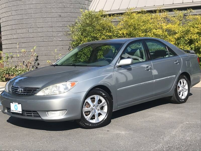 2005 Toyota Camry for sale at GO AUTO BROKERS in Bellevue WA