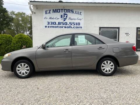 2006 Toyota Camry for sale at EZ Motors in Deerfield OH