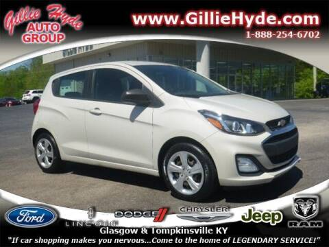 2019 Chevrolet Spark for sale at Gillie Hyde Auto Group in Glasgow KY