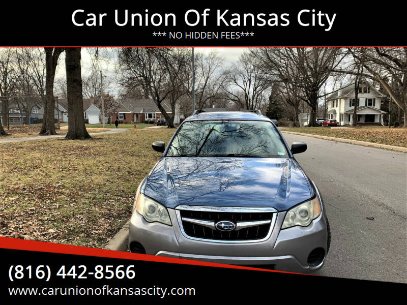 2008 Subaru Outback for sale at Car Union Of Kansas City in Kansas City MO