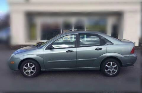 2006 Ford Focus for sale at Techno Motors in Danbury CT