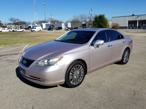 2007 Lexus ES 350 for sale at Image Auto Sales in Dallas TX