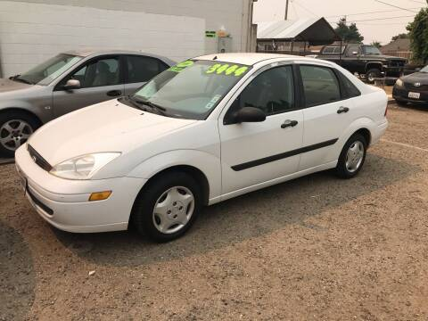2000 Ford Focus for sale at Golden Coast Auto Sales in Guadalupe CA