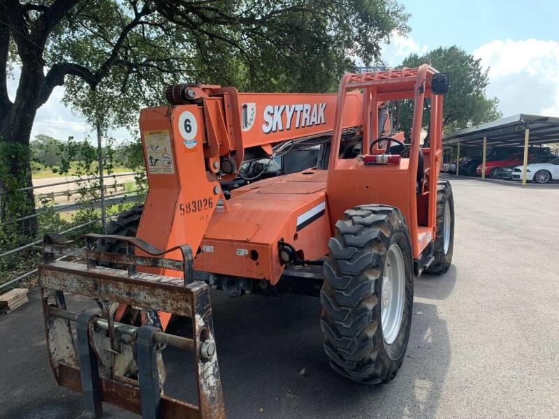 2005 SkyTrak/JLG 6036 for sale at TROPHY MOTORS in New Braunfels TX