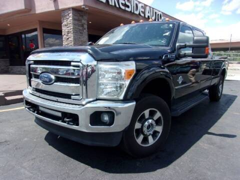 2012 Ford F-250 Super Duty for sale at Lakeside Auto Brokers in Colorado Springs CO