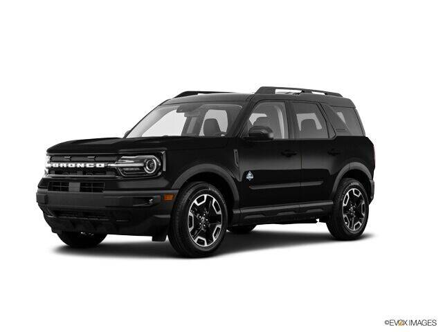 2021 Ford Bronco Sport for sale in Jamestown, NY
