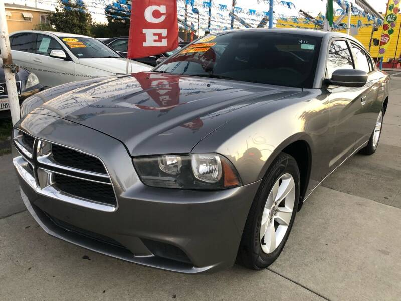 2011 Dodge Charger for sale at Plaza Auto Sales in Los Angeles CA