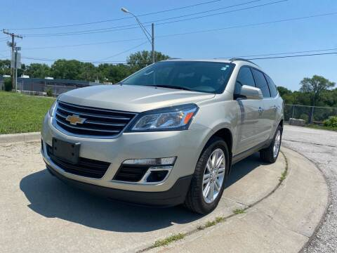 2014 Chevrolet Traverse for sale at Xtreme Auto Mart LLC in Kansas City MO