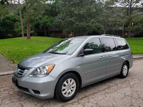 2008 Honda Odyssey for sale at Houston Auto Preowned in Houston TX