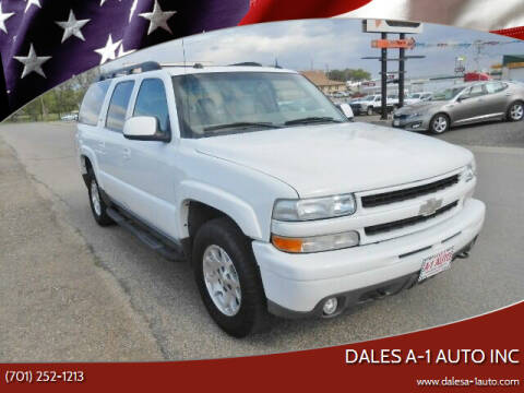 2005 Chevrolet Suburban for sale at Dales A-1 Auto Inc in Jamestown ND
