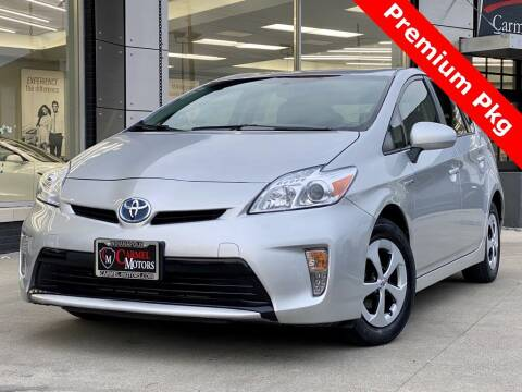 2013 Toyota Prius for sale at Carmel Motors in Indianapolis IN