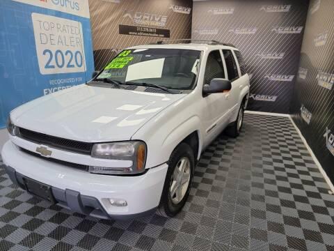 2003 Chevrolet TrailBlazer for sale at X Drive Auto Sales Inc. in Dearborn Heights MI
