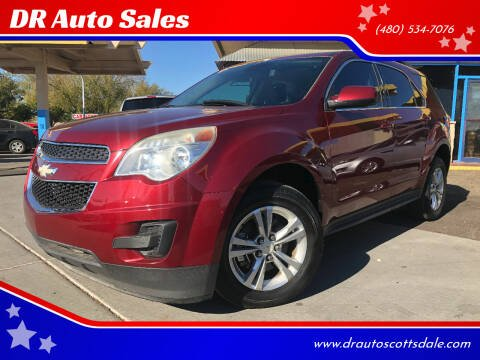 2012 Chevrolet Equinox for sale at DR Auto Sales in Scottsdale AZ