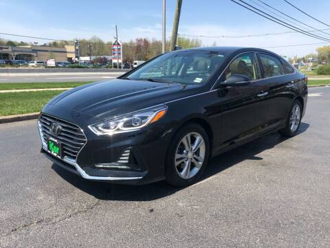 2018 Hyundai Sonata for sale at iCar Auto Sales in Howell NJ
