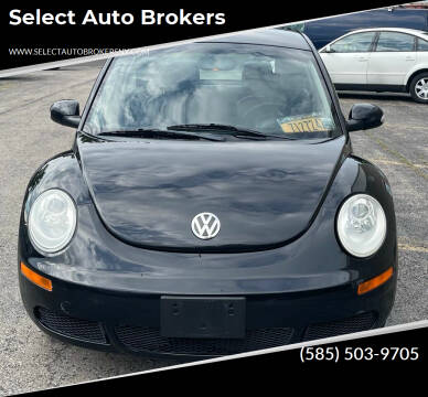 2008 Volkswagen New Beetle for sale at Select Auto Brokers in Webster NY