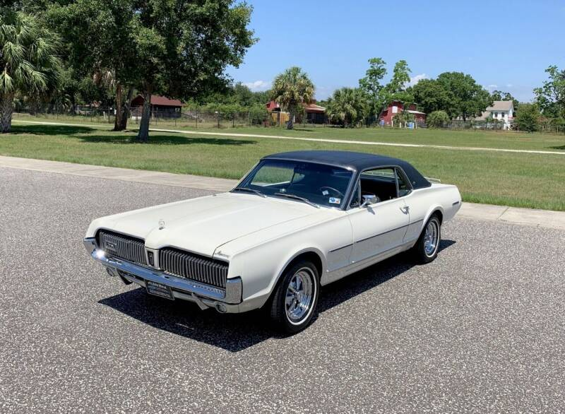 1967 Mercury Cougar for sale in Clearwater, FL