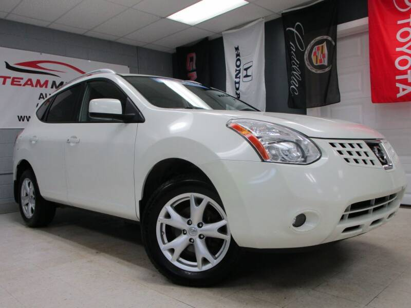 2008 Nissan Rogue for sale at TEAM MOTORS LLC in East Dundee IL