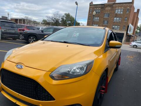 2013 Ford Focus for sale at H C Motors in Royal Oak MI
