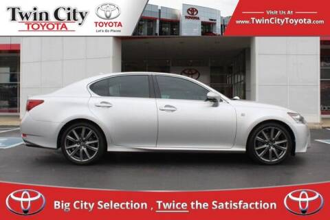 2013 Lexus GS 350 for sale at Twin City Toyota in Herculaneum MO