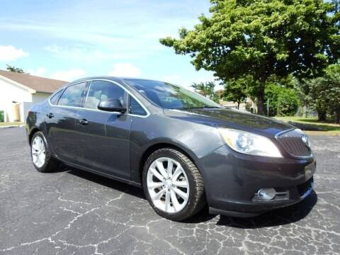 2015 Buick Verano for sale at SUPER DEAL MOTORS 441 in Hollywood FL