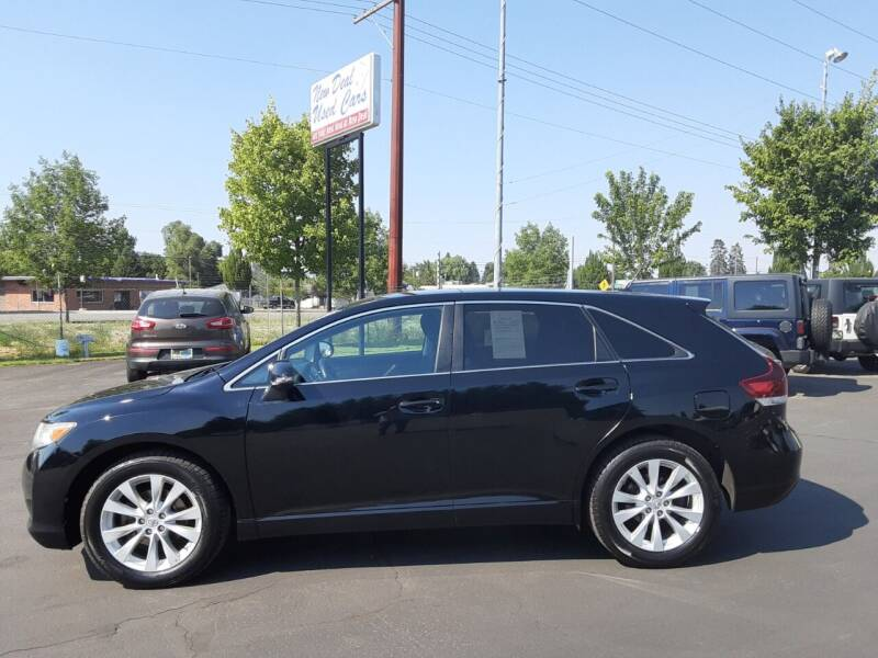 2013 Toyota Venza for sale at New Deal Used Cars in Spokane Valley WA