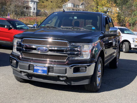 2018 Ford F-150 for sale at Westchester Automotive in Scarsdale NY