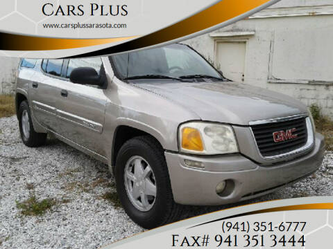 2003 GMC Envoy XL for sale at Cars Plus in Sarasota FL
