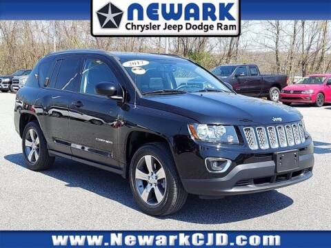 2017 Jeep Compass for sale at NEWARK CHRYSLER JEEP DODGE in Newark DE