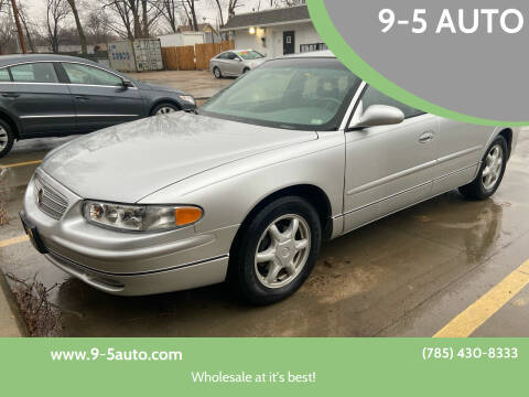 2004 Buick Regal for sale at 9-5 AUTO in Topeka KS