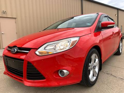 2014 Ford Focus for sale at Prime Auto Sales in Uniontown OH