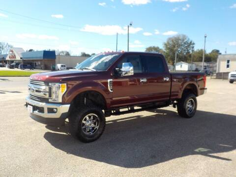 2017 Ford F-250 Super Duty for sale at Young's Motor Company Inc. in Benson NC