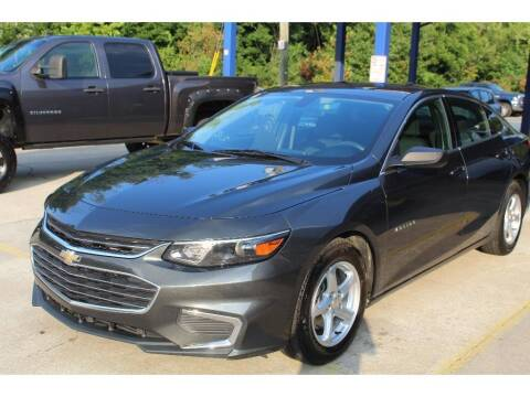 2017 Chevrolet Malibu for sale at Inline Auto Sales in Fuquay Varina NC