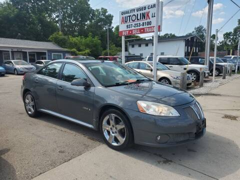 2009 Pontiac G6 for sale at AutoLink LLC in Dayton OH