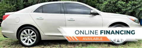 2015 Chevrolet Malibu for sale at Square 1 Auto Sales - Commerce in Commerce GA