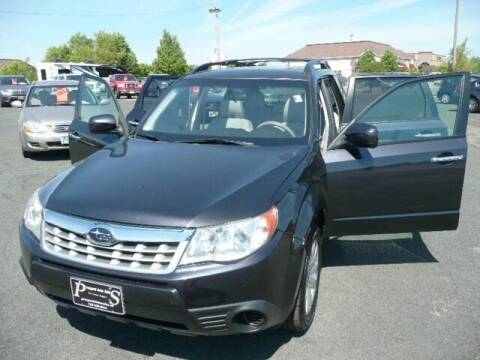 2012 Subaru Forester for sale at Prospect Auto Sales in Osseo MN