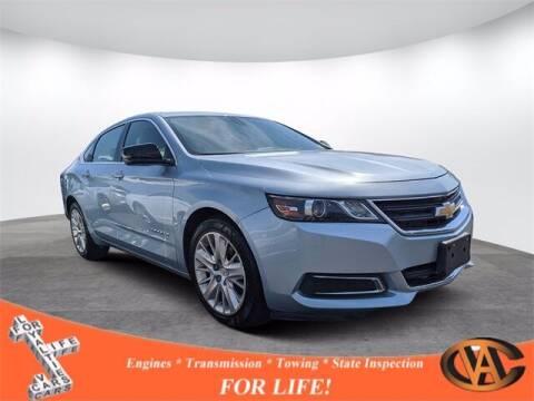 2014 Chevrolet Impala for sale at VA Cars Inc in Richmond VA