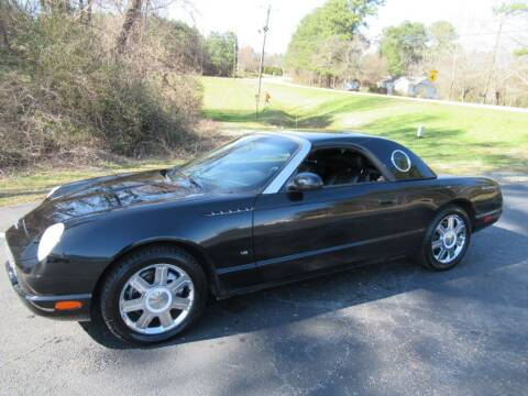 2004 Ford Thunderbird for sale at Dallas Auto Mart in Dallas GA