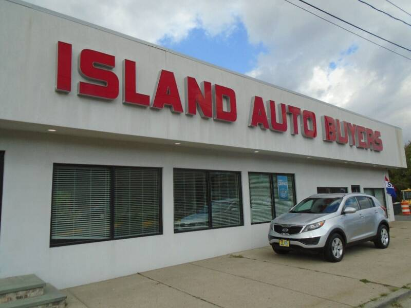 2011 Kia Sportage for sale at Island Auto Buyers in West Babylon NY