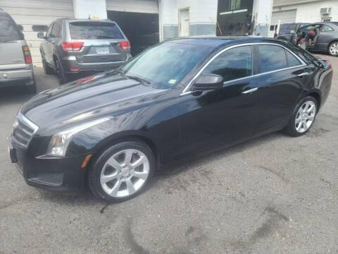 2013 Cadillac ATS for sale at Driven Motors in Staunton VA