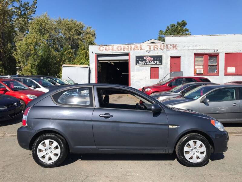 2011 Hyundai Accent for sale at Dan's Auto Sales and Repair LLC in East Hartford CT