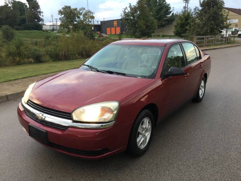 2005 Chevrolet Malibu for sale at Abe's Auto LLC in Lexington KY