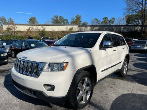 2012 Jeep Grand Cherokee for sale at Car Online in Roswell GA